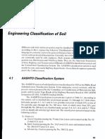 Classifiction of Soil