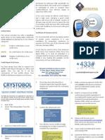 Crystobol Flyer - V2
