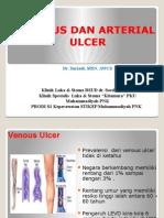 VENOUS & ARTERIAL ULCER.pptx