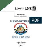 makalah navigasi elektronik