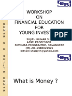 Financial Education+ Capital Market