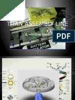 Titan Assembly Line