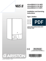 Ariston Microgenius II 28 MFFI manual