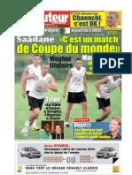 LE BUTEUR PDF du 24/01/2010