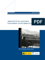 Arquitectura Sanitaria - Sanatorios Antituberculosos