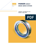 Direct Drive Servo System Catalogue Engl