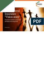 India General Insurance Vision 2025
