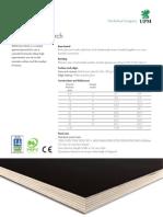 WISA-Form Birch en Fs