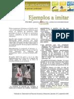 5-EJEMPLOS A IMITAR.septiembre 2006