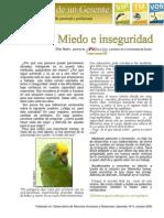 6-MIEDO E INSEGURIDAD.octubre 2006