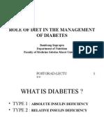 10 Feb 09 - Diet and Glycaemic Control in IDDM