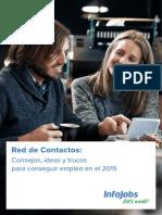 Libro Red de Contactos InfoJobs