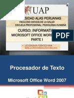 Microsoft Office 2007 Parte I- 2015