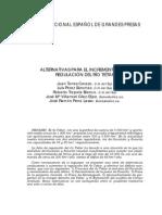 54779 Regulacion Tietar Rio Embalse