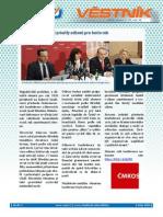 Vestnik OSPO unor 2015