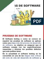 8 Pruebas Software