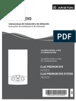 533 Manual Instalacio--769-n CLAS PREMIUM EVO