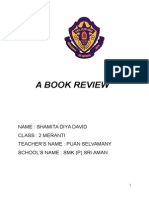 A Book Review English 2