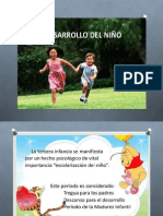 Desarrollo Del Niño en Edad Escolar