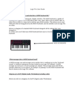Logic Pro User Guide