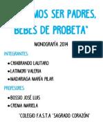 Monografia Completa - Procreación Asistida