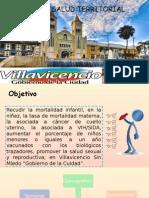 Plan de Salud Territorial Villavicencio Exposicion