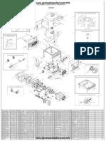 Schema Generator Curent Kipor Ig3000