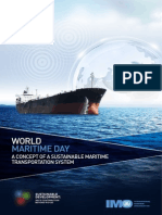 concept of Sustainable Maritime Transport System