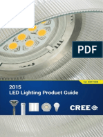 Cree LED Lighting Product Guide Brochure