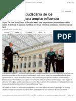 Putin facilita la ciudadanía de los rusoparlantes para ampliar influencia | Mundo | LA TERCERA