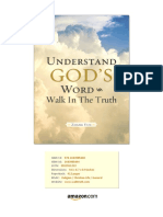 Understand God's Word – Walk in the Truth