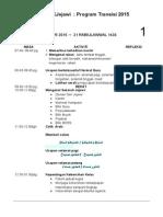 Program Transisi Tahun 1 /2015