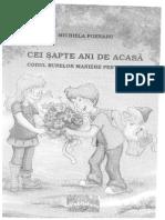 Cei Sapte Ani de Acasa_Michiela Poenaru