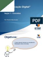 Comunicação Digital - Seção 1 - Conceitos (1)