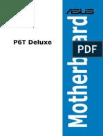 ASUS P6T Deluxe manual