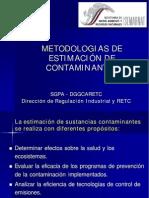 2_aplicacion Metodologias e Identificacion de Contaminantes ¡ESTUDIAR!