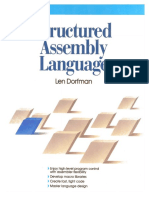 Structured Assembly Language