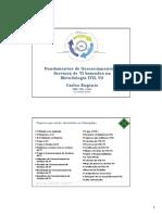 ITIL - Módulo 1 - Introdução Ao ITIL
