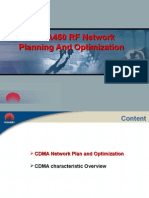 CDMA450 RF Network Planning and optimization1.ppt