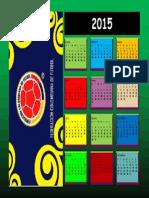 Calendario Anual Jonatan Idarraga 9e