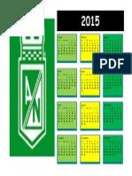 Taller #3 Calendario Anual Juan Jose Giraldo Soto 9e