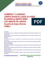 04 06 Los Amigos de Jashua Tomo i Hilarion de Monte Nebo Www.gftaognosticaespiritual.org