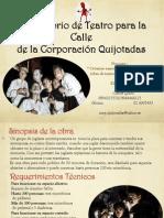 """""""Crónicas anacrónicas de la conquista"""" (2015)"""