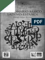 Diccionario Judeo Español
