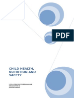 Child Health, Nutrition & Safety