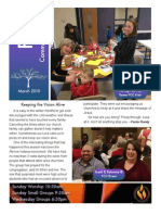 FCC Newsletter March 2015