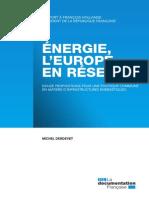 Energie L'Europe en Réseaux Web 2