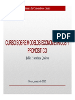 Ch1- Introduccion a La Econometria