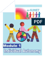Individual Autonomy