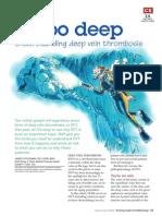 JRNL-In Too Deep Understanding Deep Vein Thrombosis